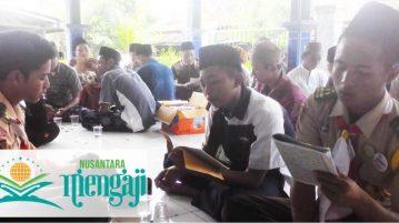 Ratusan Kader Pelajar NU Sulang Adakan Khataman Al Qur'an