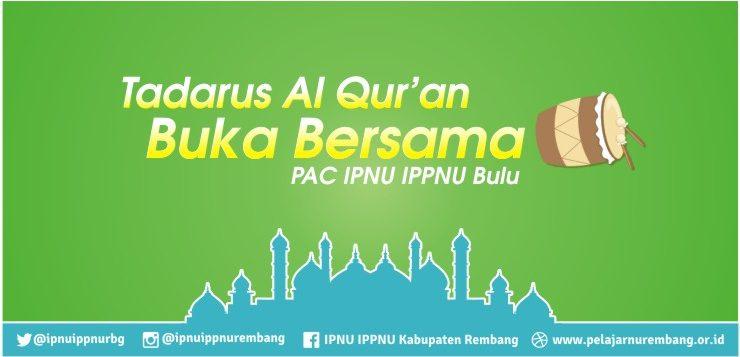 Jadwal Tadarus Keliling Ramadhan 1437 H PAC Bulu