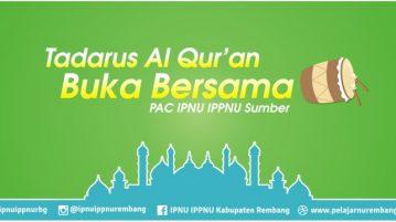 Jadwal Tadarus Al Qur'an & Buka Bersama Ramadhan 1437 H PAC Sumber