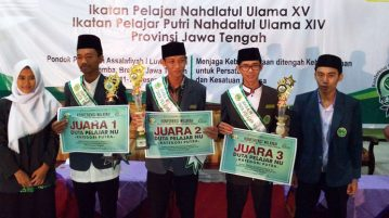 Mengenal Sosok Jawara Duta Pelajar NU Jateng dari Rembang