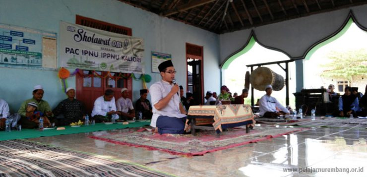 Kader Muda NU, Perayaan Tahun Baru Dengan Om Sholawatan om..!!