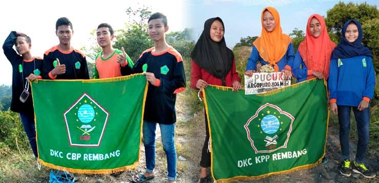 CBP KPP Rembang Menggelar Fun Camping Argopuro Lasem