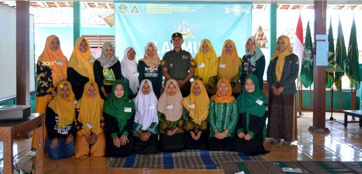 Perkuat Militansi, IPNU IPPNU Rembang Gelar Lakmud