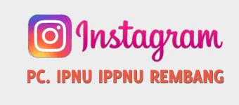 instagram pc ipnu ippnu rembang