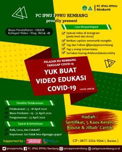 Lomba Video Edukasi Covid-19