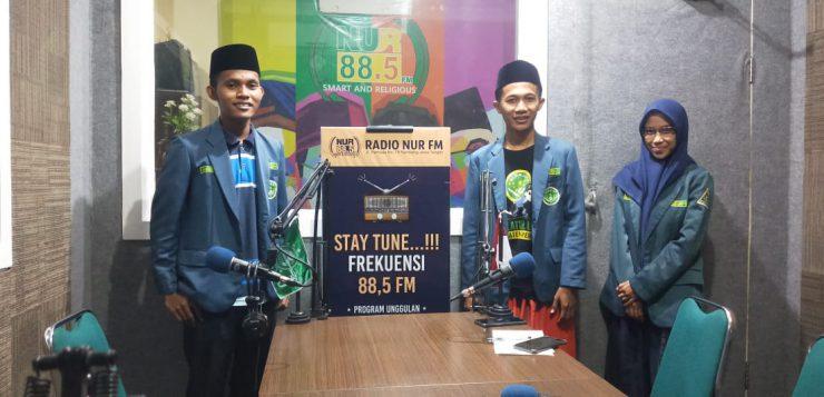 Ikuti Protokol Kesehatan, Mudaisme Pelajar NU Rembang Kembali Mengudara