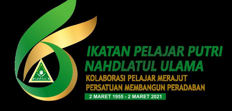 Download Logo Harlah IPPNU ke 66 Tahun 2021