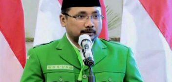 Yaqut Cholil Qoumas, Dari Santri Menjadi Menteri